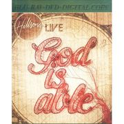 Hillsong Live - God is Able - BLUE-RAY + DVD